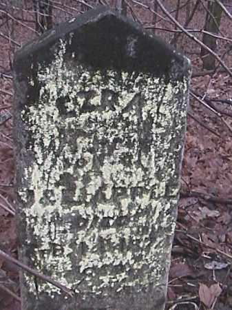 APPLE, EZRA - Champaign County, Ohio   EZRA APPLE - Ohio Gravestone Photos