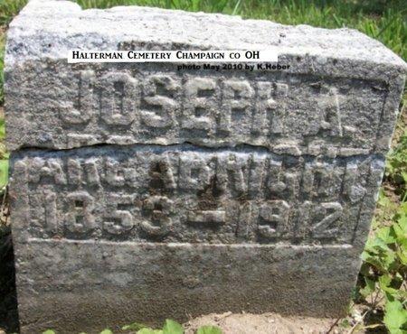 ARGABRIGHT, JOSEPH ALLEN - Champaign County, Ohio   JOSEPH ALLEN ARGABRIGHT - Ohio Gravestone Photos