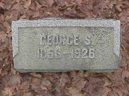 ARMBRUST, GEORGE S. - Champaign County, Ohio | GEORGE S. ARMBRUST - Ohio Gravestone Photos