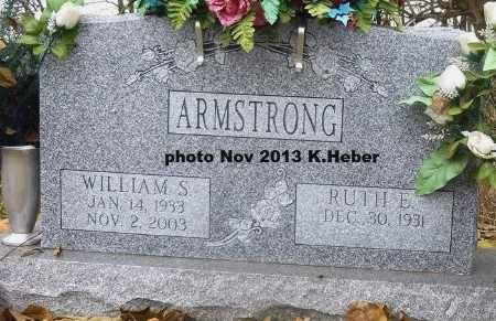 ARMSTRONG, WILLIAM S - Champaign County, Ohio   WILLIAM S ARMSTRONG - Ohio Gravestone Photos