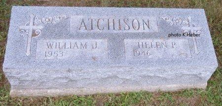 ATCHISON, WILLIAM JOSEPH - Champaign County, Ohio | WILLIAM JOSEPH ATCHISON - Ohio Gravestone Photos