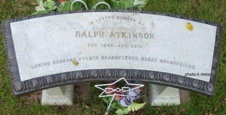 ATKINSON, RALPH KENNETH - Champaign County, Ohio   RALPH KENNETH ATKINSON - Ohio Gravestone Photos