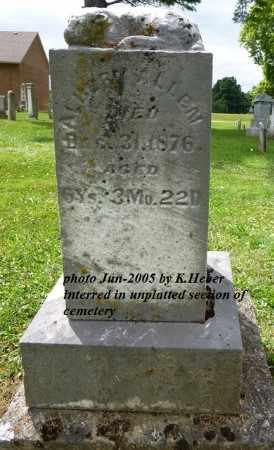 BAKER, ALBERT - Champaign County, Ohio   ALBERT BAKER - Ohio Gravestone Photos