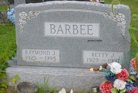 BARBEE, BETTY JEAN - Champaign County, Ohio | BETTY JEAN BARBEE - Ohio Gravestone Photos