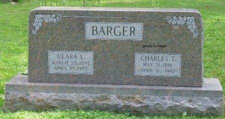 BARGER, CLARA ETTA - Champaign County, Ohio | CLARA ETTA BARGER - Ohio Gravestone Photos