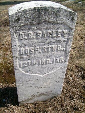 BARLEY, DANIEL R - Champaign County, Ohio | DANIEL R BARLEY - Ohio Gravestone Photos
