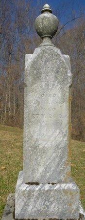 BARNS, JACOB M - Champaign County, Ohio   JACOB M BARNS - Ohio Gravestone Photos