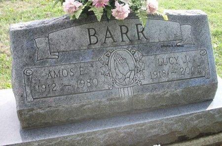 BARR, LUCY JANE - Champaign County, Ohio | LUCY JANE BARR - Ohio Gravestone Photos