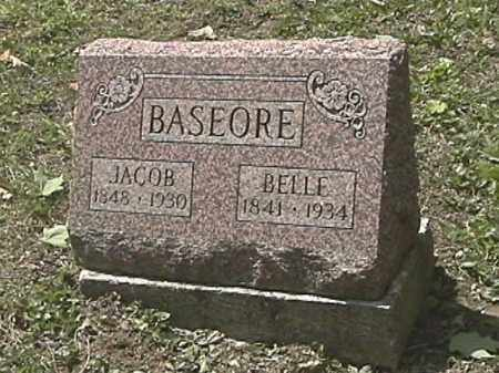 BASEORE, JACOB - Champaign County, Ohio | JACOB BASEORE - Ohio Gravestone Photos