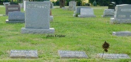 BEATTY, MONUMENT - Champaign County, Ohio | MONUMENT BEATTY - Ohio Gravestone Photos
