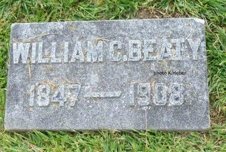 BEATY, WILLIAM C - Champaign County, Ohio   WILLIAM C BEATY - Ohio Gravestone Photos