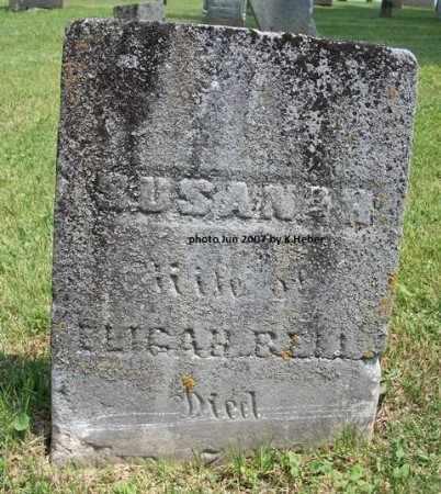 BELL, SUSANAH - Champaign County, Ohio | SUSANAH BELL - Ohio Gravestone Photos
