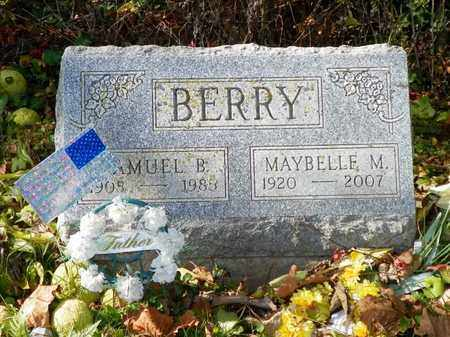 BERRY, MAYBELLE M. - Champaign County, Ohio | MAYBELLE M. BERRY - Ohio Gravestone Photos