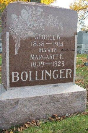 BOLLINGER, MARGARET ELIZABETH - Champaign County, Ohio | MARGARET ELIZABETH BOLLINGER - Ohio Gravestone Photos