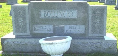 BOLLINGER, RUBY FRANCES - Champaign County, Ohio | RUBY FRANCES BOLLINGER - Ohio Gravestone Photos