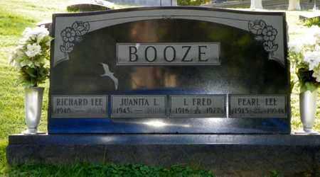 BOOZE, RICHARD LEE - Champaign County, Ohio | RICHARD LEE BOOZE - Ohio Gravestone Photos