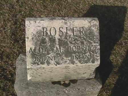 BOSLER, ALDA M. - Champaign County, Ohio | ALDA M. BOSLER - Ohio Gravestone Photos
