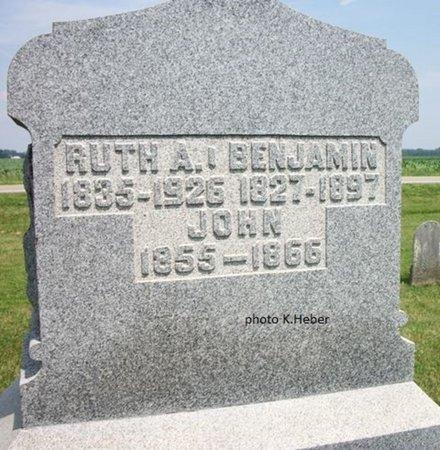 BOSLER, RUTH ANN - Champaign County, Ohio | RUTH ANN BOSLER - Ohio Gravestone Photos