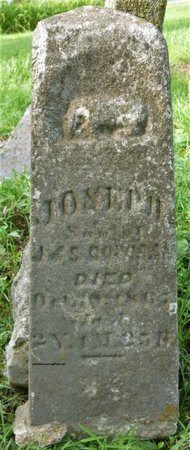BOWMAN, JOSEPH - Champaign County, Ohio   JOSEPH BOWMAN - Ohio Gravestone Photos