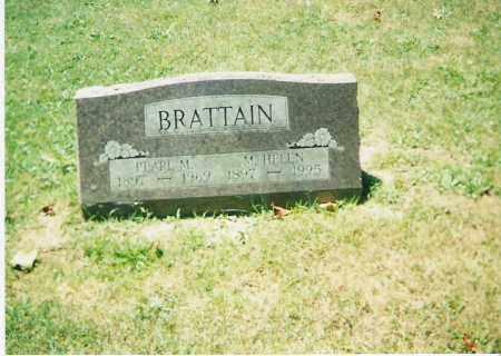 BRATTAIN, HELEN - Champaign County, Ohio | HELEN BRATTAIN - Ohio Gravestone Photos