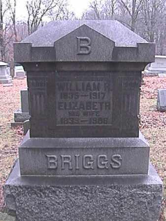 BRIGGS, WILLIAM HENRY - Champaign County, Ohio | WILLIAM HENRY BRIGGS - Ohio Gravestone Photos