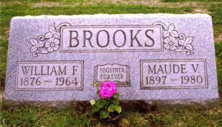 BROOKS, WILLIAM - Champaign County, Ohio | WILLIAM BROOKS - Ohio Gravestone Photos