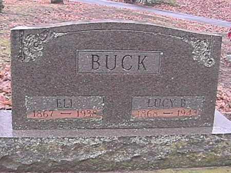 BUCK, ELI - Champaign County, Ohio | ELI BUCK - Ohio Gravestone Photos