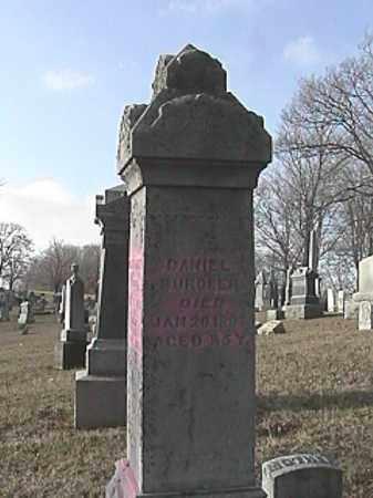 BUROKER, DANIEL - Champaign County, Ohio   DANIEL BUROKER - Ohio Gravestone Photos