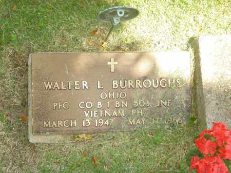 BURROUGHS, WALTER L. - Champaign County, Ohio | WALTER L. BURROUGHS - Ohio Gravestone Photos