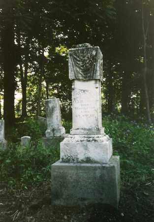 CALENDAR, HANNAH - Champaign County, Ohio | HANNAH CALENDAR - Ohio Gravestone Photos