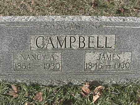 MAGGERT CAMPBELL, NANCY ANN - Champaign County, Ohio | NANCY ANN MAGGERT CAMPBELL - Ohio Gravestone Photos