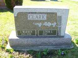 CLARK, J. WARREN - Champaign County, Ohio | J. WARREN CLARK - Ohio Gravestone Photos