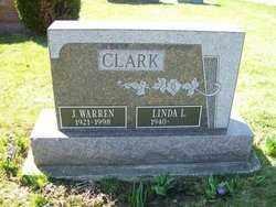 CLARK, J. WARREN - Champaign County, Ohio   J. WARREN CLARK - Ohio Gravestone Photos