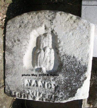 CLARK, NANCY JANE - Champaign County, Ohio   NANCY JANE CLARK - Ohio Gravestone Photos