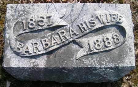 TAPPY CLEM, BARBARA ANN - Champaign County, Ohio   BARBARA ANN TAPPY CLEM - Ohio Gravestone Photos