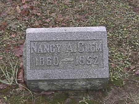 CLEM, NANCY A. - Champaign County, Ohio | NANCY A. CLEM - Ohio Gravestone Photos