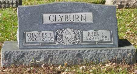CLYBURN, REAH S. - Champaign County, Ohio | REAH S. CLYBURN - Ohio Gravestone Photos