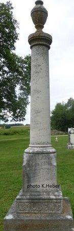 COLBERT, ANNA - Champaign County, Ohio | ANNA COLBERT - Ohio Gravestone Photos