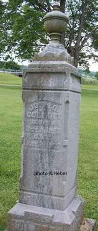 D COLBERT, JOHN - Champaign County, Ohio | JOHN D COLBERT - Ohio Gravestone Photos