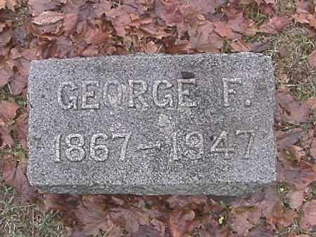 COMER, GEORGE FRANKLIN - Champaign County, Ohio | GEORGE FRANKLIN COMER - Ohio Gravestone Photos