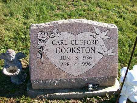 COOKSTON, CARL CLIFFORD - Champaign County, Ohio | CARL CLIFFORD COOKSTON - Ohio Gravestone Photos