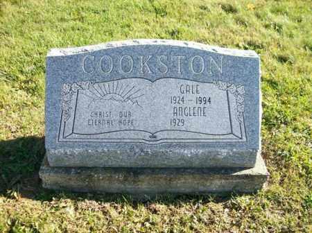COOKSTON, GALE - Champaign County, Ohio | GALE COOKSTON - Ohio Gravestone Photos