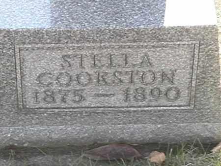 COOKSTON, STELLA M. - Champaign County, Ohio | STELLA M. COOKSTON - Ohio Gravestone Photos
