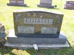 COTRELL, ILO B. - Champaign County, Ohio | ILO B. COTRELL - Ohio Gravestone Photos