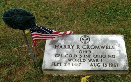 CROMWELL, HARRY R. - Champaign County, Ohio | HARRY R. CROMWELL - Ohio Gravestone Photos