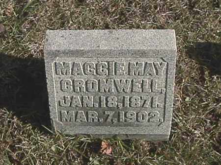CROMWELL, MAGGIE MAY - Champaign County, Ohio | MAGGIE MAY CROMWELL - Ohio Gravestone Photos