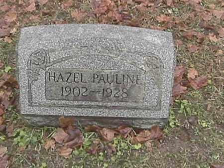 DEATON, HAZEL PAULINE PENCE - Champaign County, Ohio   HAZEL PAULINE PENCE DEATON - Ohio Gravestone Photos