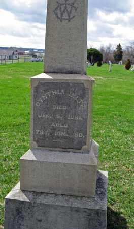 KENNARD DILTZ, CYNTHIA - Champaign County, Ohio | CYNTHIA KENNARD DILTZ - Ohio Gravestone Photos