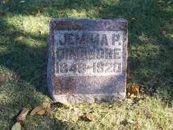 DINSMORE, JEMINA P - Champaign County, Ohio | JEMINA P DINSMORE - Ohio Gravestone Photos