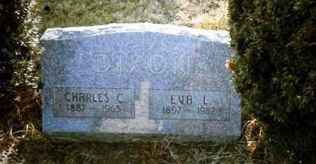 SPAIN DIXON, EVA L. - Champaign County, Ohio   EVA L. SPAIN DIXON - Ohio Gravestone Photos